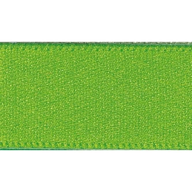 25mm x 20m Hunter Green Gingham Ribbon