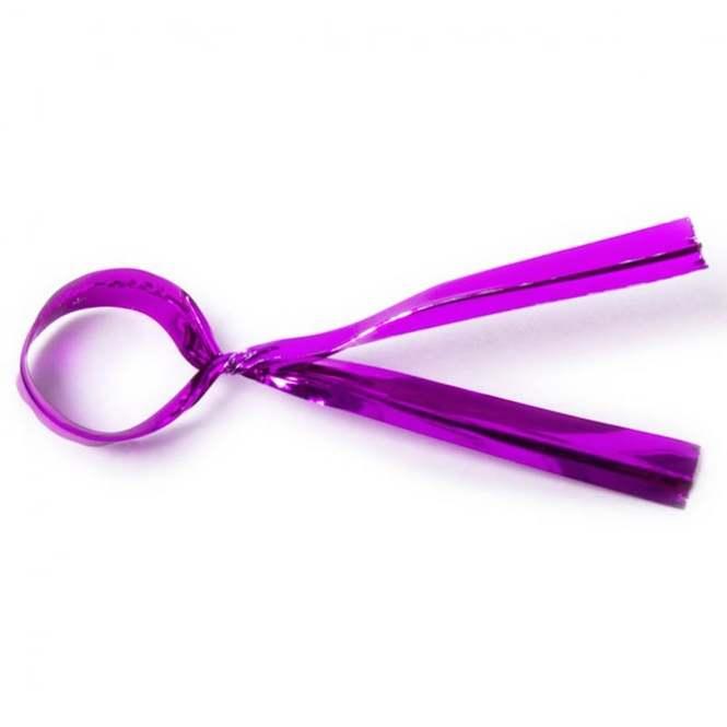 Pink Foil Twists