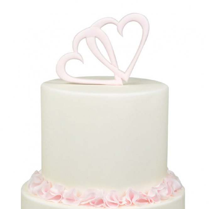 FMM Sugarcraft Set of 2 Small Heart Cutters