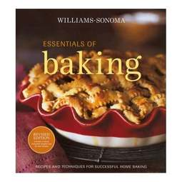 View the **CLEARANCE** The Essentials of Baking - hardback book - Williams-Sonoma  online at Cake Stuff