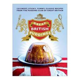 View the Great British Puddings - The Pudding Club online at Cake Stuff