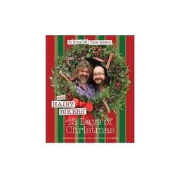 View the The Hairy Bikers' 12 Days of Christmas online at Cake Stuff