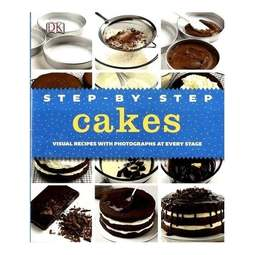 View the Step By Step Cakes - Caroline Bretherton online at Cake Stuff