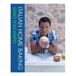 View the Italian Home Baking - Gino D'Acampo online at Cake Stuff