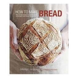 View the How to Make Bread  -  Emmanuel Hadjiandreou  online at Cake Stuff