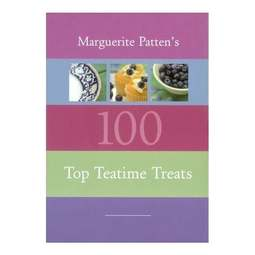 View the **CLEARANCE** 100 Top Teatime Treats  -  Marguerite Patten online at Cake Stuff