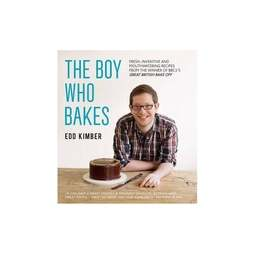 View the The Boy Who Bakes - Edd Kimber (first ever winner Great British Bake Off) online at Cake Stuff