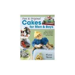View the Fun & Original Cakes for Men & Boys - Maisie Parrish online at Cake Stuff