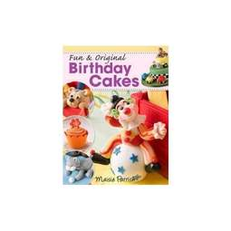 View the Fun & Original Birthday Cakes - Maisie Parrish online at Cake Stuff