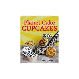 View the Planet Cake Cupcakes - Paris Cutler online at Cake Stuff