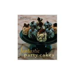 View the **CLEARANCE** Fantastic Party Cakes - Mich Turner - Little Venice Cake Company online at Cake Stuff