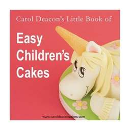 View the **CLEARANCE** Little Book of Easy Children's Cakes - Carol Deacon online at Cake Stuff