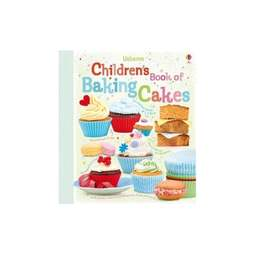 View the Children's Book of Baking Cakes - Abigail Wheatley online at Cake Stuff