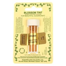 View the  CREAM Blossom Tint icing dusting colour 7ml online at Cake Stuff