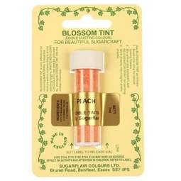 View the PEACH Blossom Tint icing dusting colour 7ml online at Cake Stuff