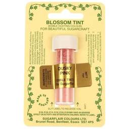 View the DUSKY PINK Blossom Tint icing dusting colour 7ml online at Cake Stuff