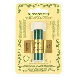 View the JADE GREEN Blossom Tint icing dusting colour 7ml online at Cake Stuff
