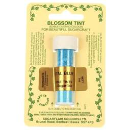 View the PETAL BLUE Blossom Tint icing dusting colour 7ml online at Cake Stuff