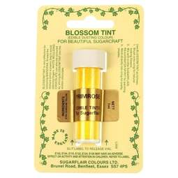 View the PRIMROSE Blossom Tint icing dusting colour 7ml online at Cake Stuff