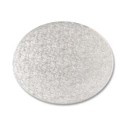 """View the 10"""" x 8"""" oval cake board / drum online at Cake Stuff"""