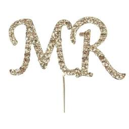 View the MR - diamante cake & cupcake pick online at Cake Stuff
