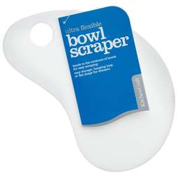 View the ultra flexible bowl & icing scraper online at Cake Stuff