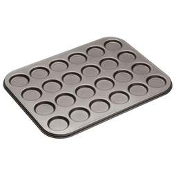 View the 24 hole mini Whoopie Pie / Macaroon baking pan online at Cake Stuff