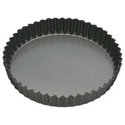 "View the 12"" / 30cm large flan / quiche tin - loose base online at Cake Stuff"
