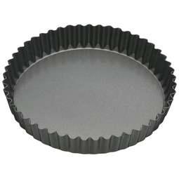 "View the 10"" / 25cm medium flan / quiche tin - loose base online at Cake Stuff"