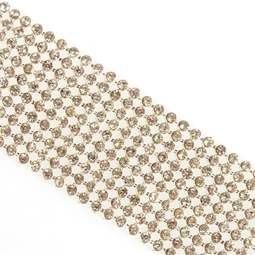 View the Diamante band - 10 rows (30mm wide) x 1m online at Cake Stuff