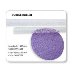 View the Bubble polka dots pattern textured rolling pin 19.5cm online at Cake Stuff