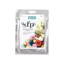 View the WHITE Sugar Florist Paste SFP flower modelling paste 200g online at Cake Stuff