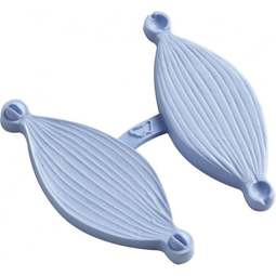 View the ORCHID PETAL veiner 60mm double sided 2-piece set online at Cake Stuff