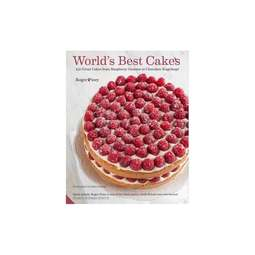 View the World's Best Cakes - 250 great cakes  -  Roger Pizey online at Cake Stuff