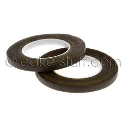 View the TWIG BROWN / GREEN 6mm sugarcraft florist stem tape 2 pk online at Cake Stuff