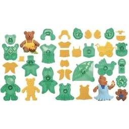 View the Dress A Teddy 16 pc fondant icing cutter set online at Cake Stuff