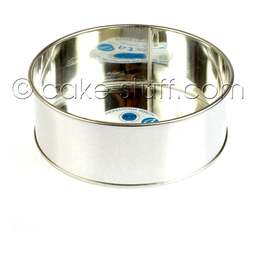 """View the 8"""" / 203mm round professional cake tin online at Cake Stuff"""