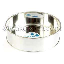 """View the 10"""" / 254mm round professional cake tin online at Cake Stuff"""