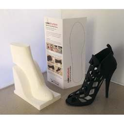 View the 3D Shoe / Boot former & drying ramp set online at Cake Stuff