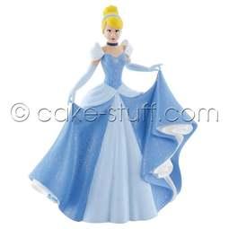 View the Cinderella Princess Disney cake topper decoration online at Cake Stuff