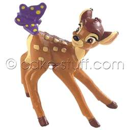 View the Bambi Disney cake topper decoration online at Cake Stuff