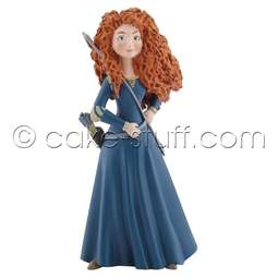 View the Merida from Brave Disney cake topper decoration online at Cake Stuff