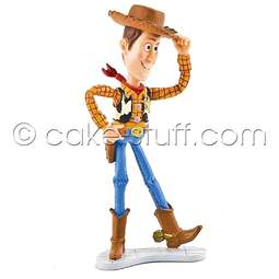 View the Woody - Toy Story Disney cake topper decoration online at Cake Stuff