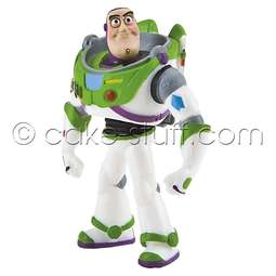 View the Buzz Lightyear - Toy Story Disney cake topper decoration online at Cake Stuff