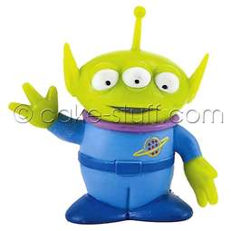 View the Alien - Toy Story Disney cake topper decoration online at Cake Stuff