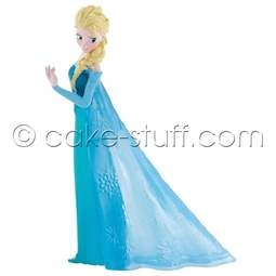 View the Elsa the Snow Queen - Disney Frozen cake topper decoration online at Cake Stuff