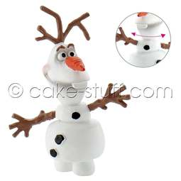 View the Olaf the snowman - Disney Frozen cake topper decoration online at Cake Stuff