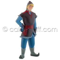 View the Kristoff - Disney Frozen cake topper decoration online at Cake Stuff