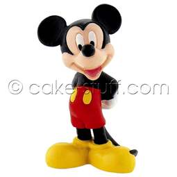 View the Mickey Mouse - Disney cake topper decoration online at Cake Stuff