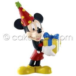 View the Mickey Mouse Celebration - Disney cake topper decoration online at Cake Stuff